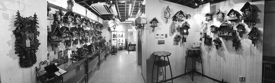 森の時計 鳩時計ギャラリー店舗写真